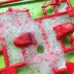 プラモデルのランナー洗浄に最適な洗剤はこれ!スプレー式食器洗剤が最強!