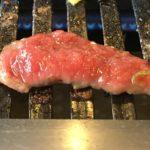 ガッテンでやってた「焼き肉のおいしい焼き方」を早速やってみました