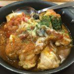 松屋限定、イタリア料理「カチャトーラ」を食べてきた