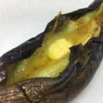 ガッテン流・なすの丸焼きナスロンポーを作ってみた【レシピ】
