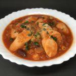 ガッテン流・魚肉ソーセージのトマト煮込みカスレ風を作ってみた【レシピ】