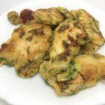 【あさイチ】鶏ムネ肉のチキンピカタを作ってみた。ほぼナゲットみたいな感じ?【レシピ】