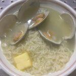 【あさイチ】ホンビノス貝の塩ラーメンを作ってみた。塩分多そう……?【レシピ】