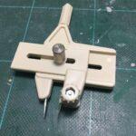 プラ板やマスキングテープなどを綺麗な円に切り出す道具は何がいい?