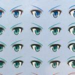 30MINUTES SISTERS の瞳デカールについて考えておこう【30MS】
