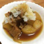【男子ごはん】丸ごと大根の簡単角煮を実際に作ってみた【レシピ】
